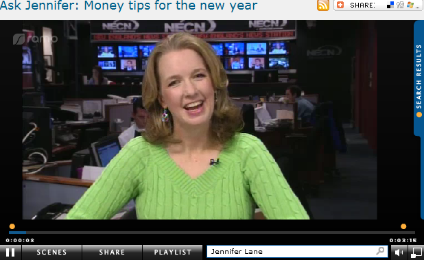 Ask Jennifer  Money tips for the new year