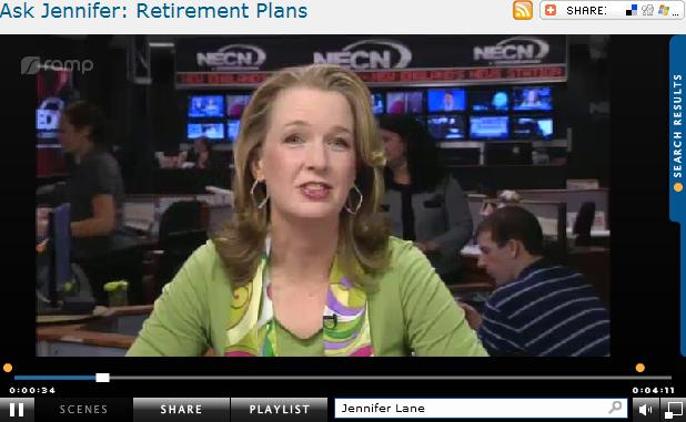 Ask Jennifer  Retirement Plans
