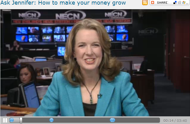 Ask Jennifer  How to make your money grow