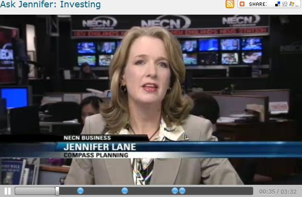 Ask Jennifer  Investing