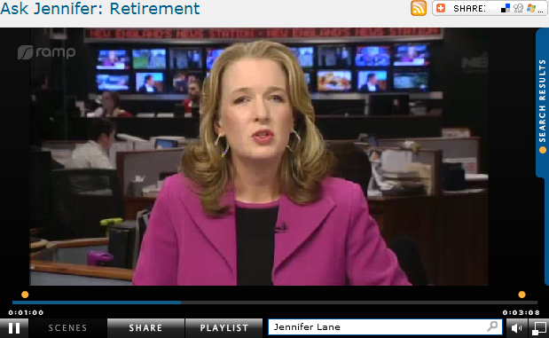 Ask Jennifer  Retirement