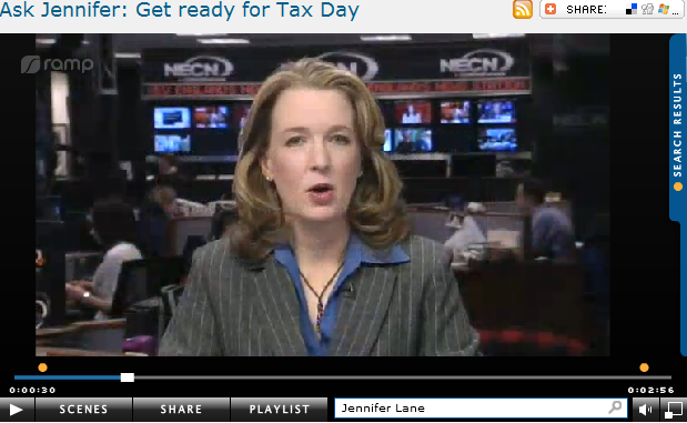 Ask Jennifer  Get ready for Tax Day