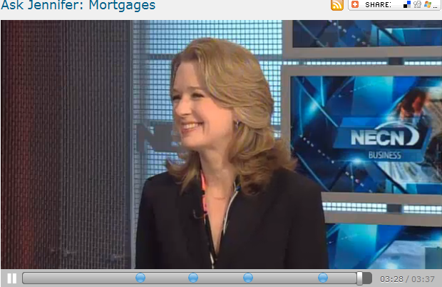 Ask Jennifer  Mortgages