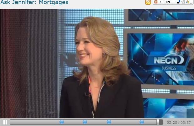 Ask Jennifer  Mortgages