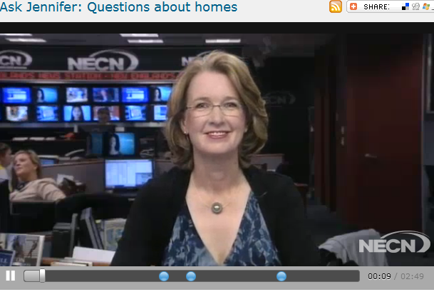 Ask Jennifer  Questions about homes