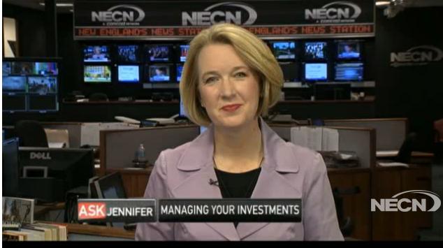 Ask Jennifer  Rethinking investments