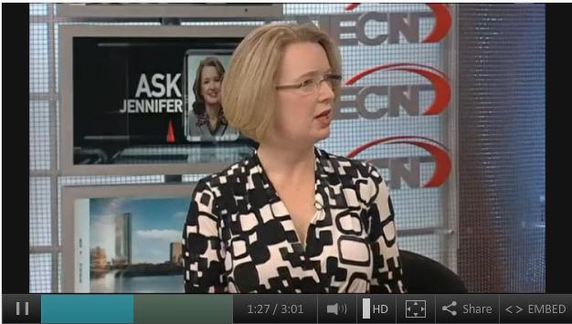 Ask Jennifer  Choosing Investments   NECN